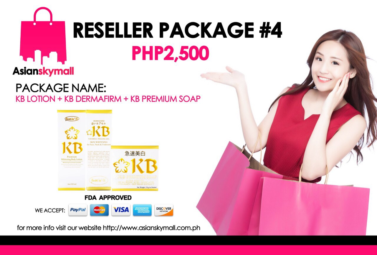Asianskymall Reseller Package 4