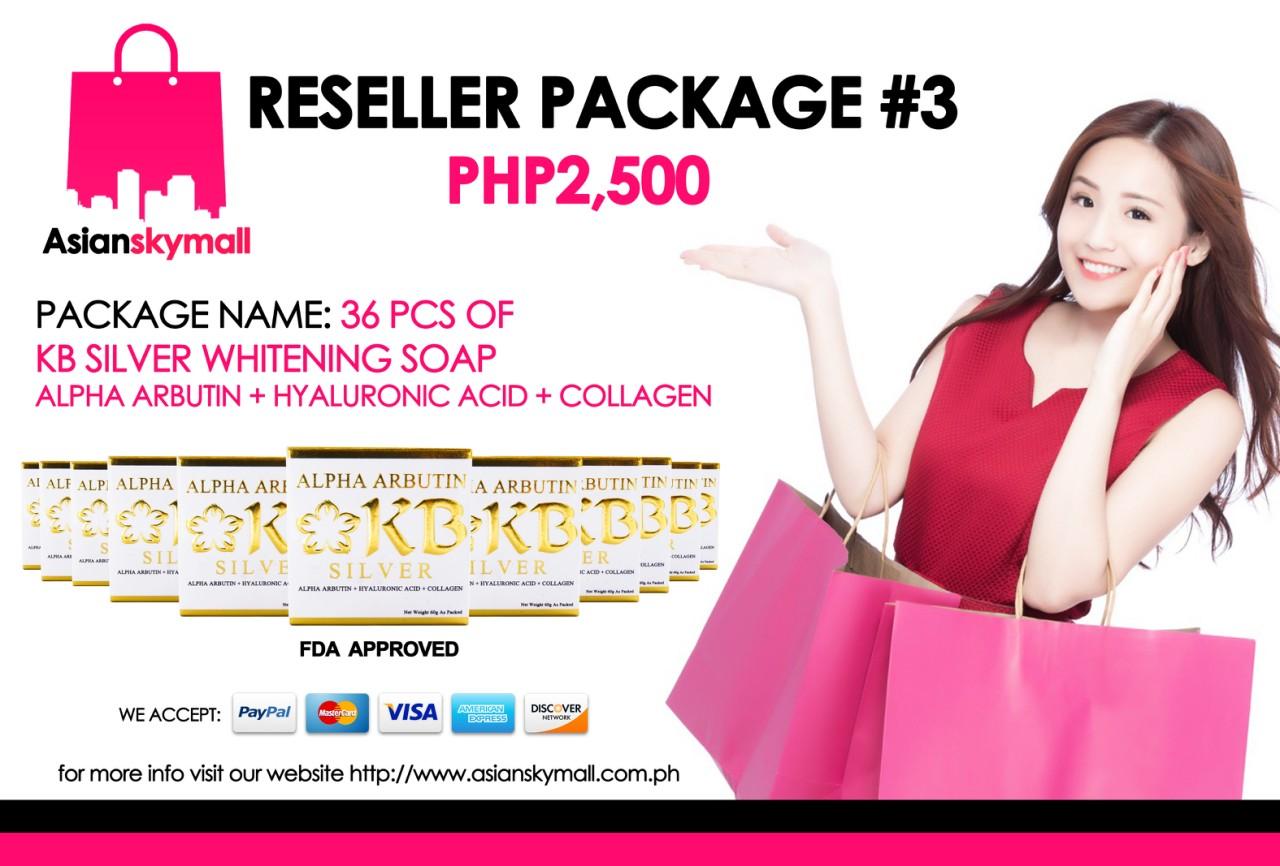 Asianskymall Reseller Package 3